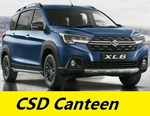 Maruti Nexa Car CSD Prices. CSD Canteen Baleno, Ciaz, Ignis, XL6 and S Cross