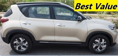 Kia Sonet Best Value Buy Variant. Which Variant should you Buy