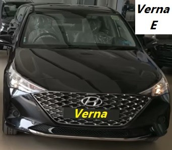 Hyundai Verna gets New Base E Petrol. Priced from 9.02 Lakh