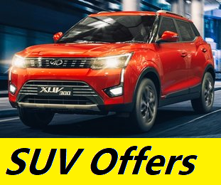 SUV Cars with Rs 3 Lakh Discount Offers this Diwali, Navratri Festive Season