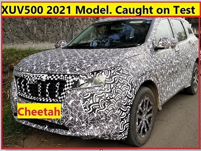 Mahindra XUV500 2021 Changes, New Features, Launch Details