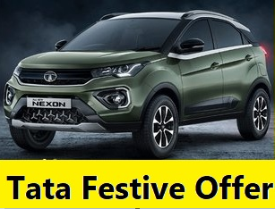 Tata Motors Festive Finance Scheme Offers with 100% Car Loan, Low EMI