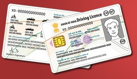 Driving License Online Process. Lost, Expired, Damage, Renewal