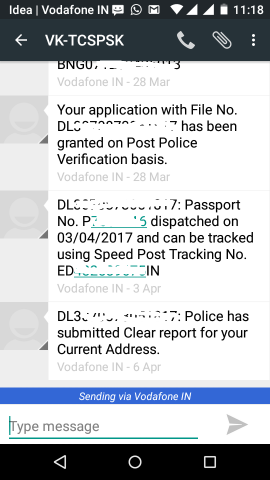 Passport Application To Police Verification Process Online In India
