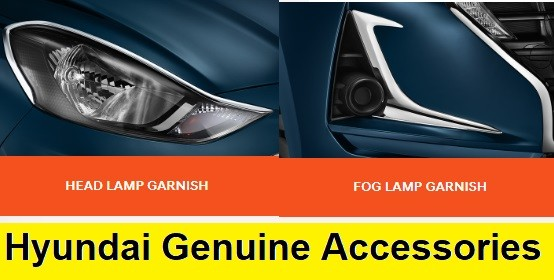 Hyundai Genuine Accessories for Grand i10 Nios, Aura. Prices