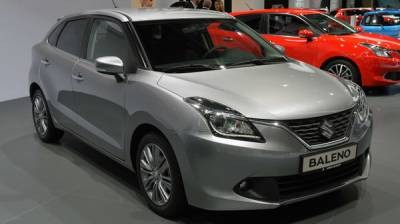 Maruti Baleno Accessories Range Official Price List In India