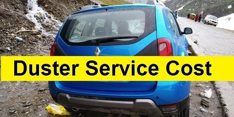 Renault Duster Service Cost, Spare Part Prices, PMS Schedule Explained