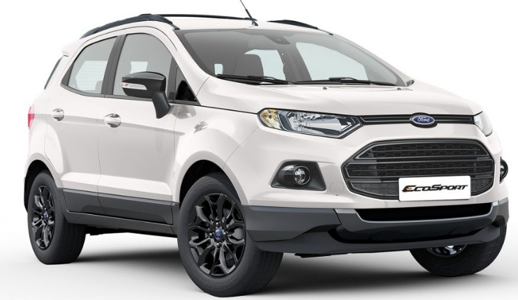 Ford Ecosport Car Price List In India