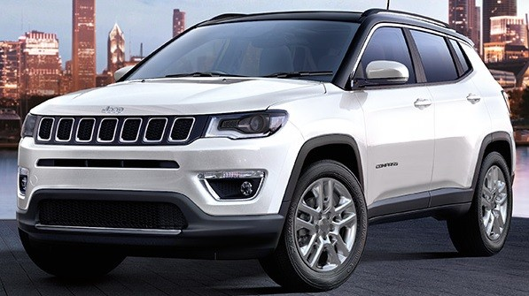 Jeep Compass On Road Price List in Delhi of Longitude, Sports, Limited Model