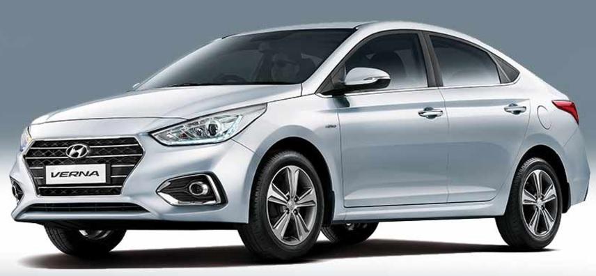 Image result for Hyundai Verna facelift