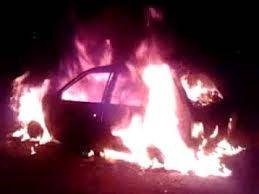 Fire due to After market CNG LPG Kit in Car. Prevention Tips against Fire in Car