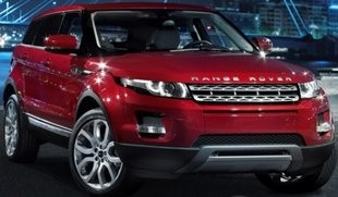 Landrover Discovery, RR Evoque and Jaguar XE, XF, XJ Price List in Delhi