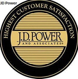 JD Power Ratings for Best Sales Satisfaction, After Sales Service to Car Companies
