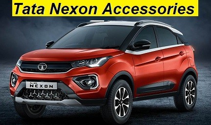 Tata Nexon Accessories Price List. Modify Nexon to Luxury Car