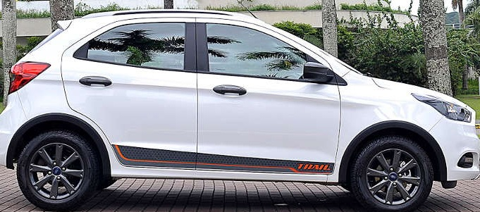 Ford Freestyle As Figo Cross Launch Details Changes Features