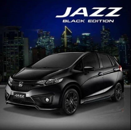 Honda Jazz Black Edition Launch in India. Changes, Features, Prices, Looks