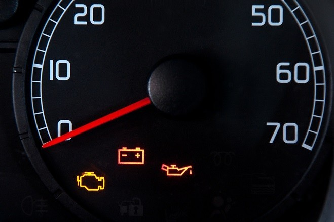 Check Engine Light Malfunction Indicator Problem in Car  How