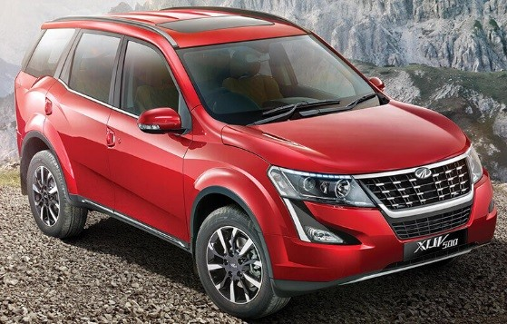 Mahindra XUV500 Facelift Changes, New Features, Price List in India