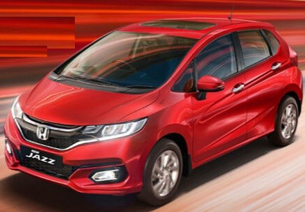 Honda Jazz 2020 Facelift Key Changes with New Features, Prices in India