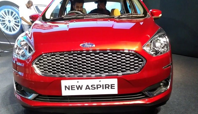 Ford Aspire Automatic Review. Best Automatic Compact Sedan in Petrol Fuel