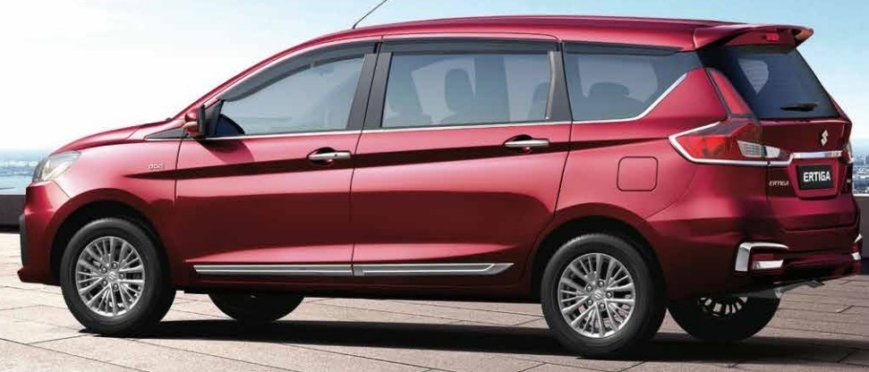 Maruti Ertiga Accessories Price List. Modify Ertiga to Luxury Car