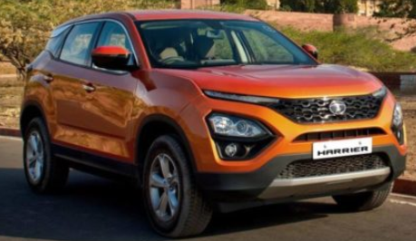 Tata Harrier First Looks, Specifications, Prices, Interiors, Key Features List
