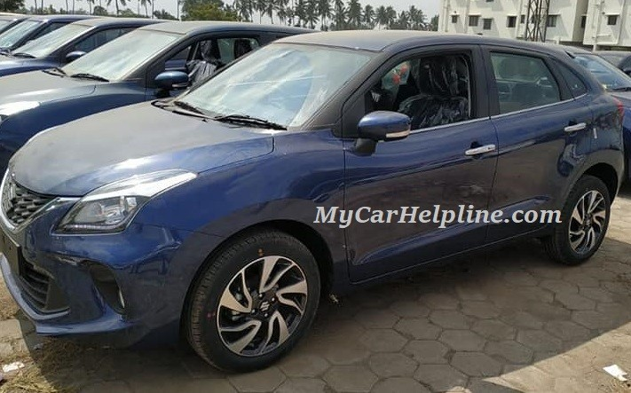 Maruti Baleno 2019 Exclusive Pictures, First Looks with Interiors