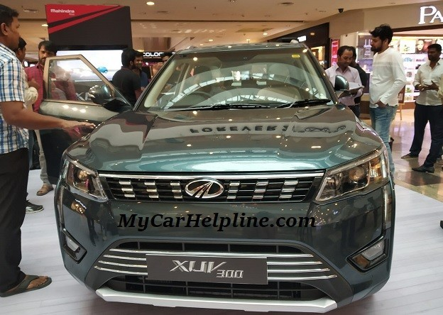 Mahindra XUV300 W4, W6, W8, Option Features, Price Difference Leaked