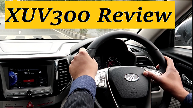 Mahindra XUV300 Official Review. Positives and Negatives of XUV300