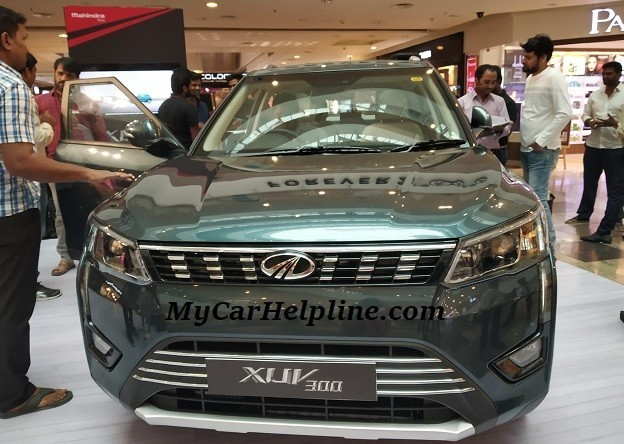 Mahindra XUV300 Service Schedule, Maintenance Cost in India