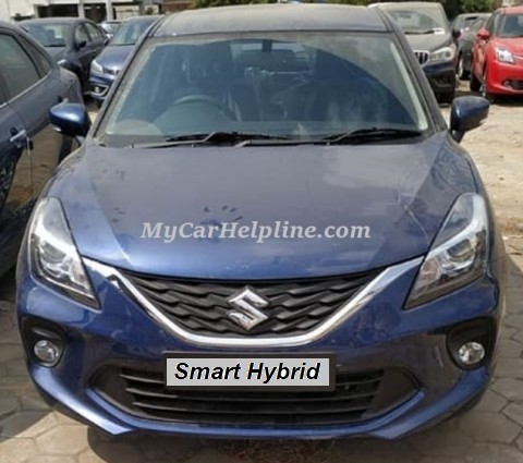 Maruti Baleno Hybrid in Dualjet Engine and BS6 Compliance Launched