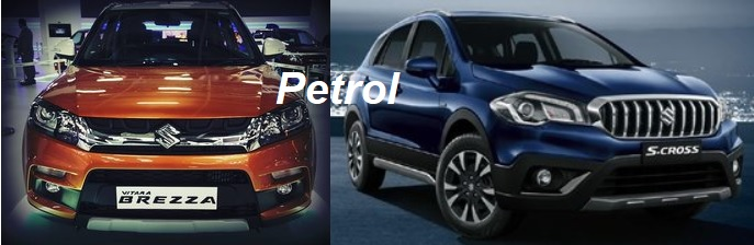 Maruti Brezza Petrol, S Cross Petrol in Works  Know Engine