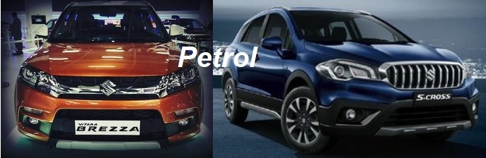Maruti Brezza Petrol, S Cross Petrol in Works. Know Engine, Prices, Key Changes