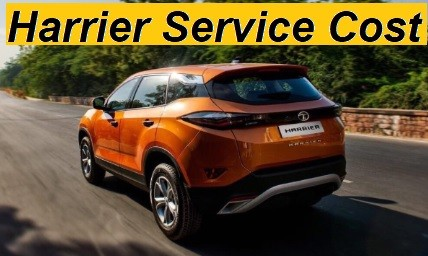 Tata Harrier Service Schedule, Maintenance Cost, AMC, Warranty Plans