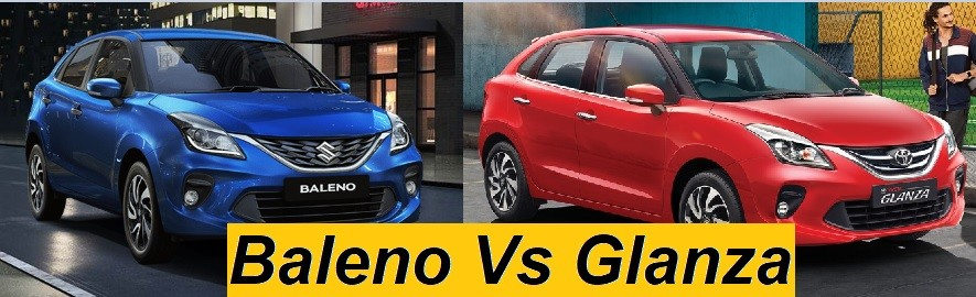 Toyota Glanza Vs Maruti Baleno. Top 5 Differences with Best Value Buy Car