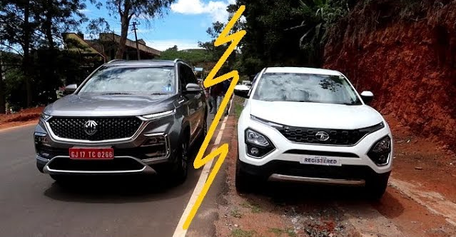 MG Hector Official Review. Worthy against Tata Harrier, Compass if priced correctly by MG Motor