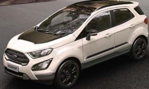 Ford Ecosport 2019 Gets Changes In Titanium Titanium Plus