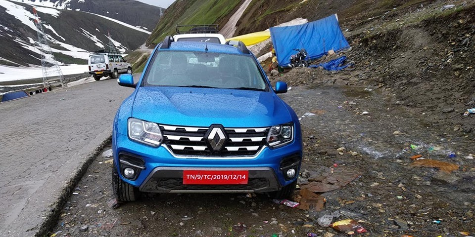Renault Duster 2019 Facelift Vs Old Duster. Know Similarities, Differences