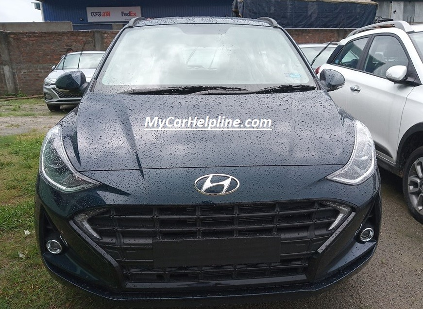 Hyundai Grand i10 Nios 2019 Real Looks, Side Profile, Alloy Wheels
