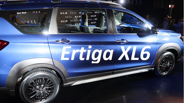 Maruti Ertiga XL6. Review Positives and Negatives of Maruti XL6