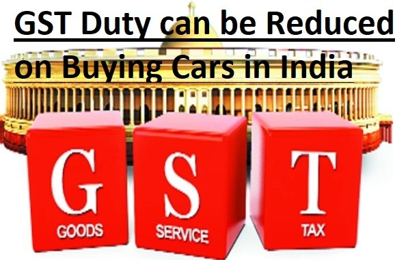 GST on Cars set to Reduce after Slowdown. In Consideration by GST Council as per Finance Minister