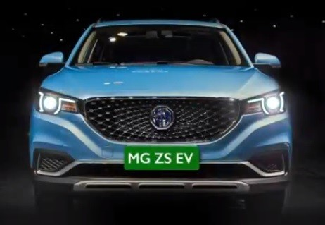 MG Zs EV Official Review with Pros-Cons, Battery, Power, Charge