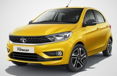 Tata Tiago 2020 Facelift Looks