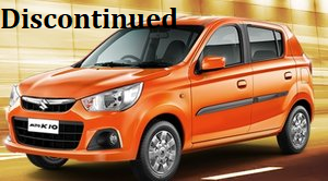 Maruti Alto K10 Discontinued in India. Exclusive News Update