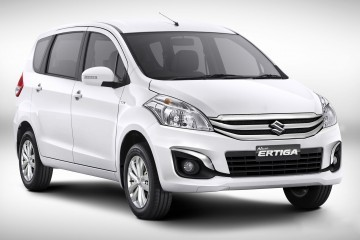 Maruti Ertiga Facelift 2015 - 2016 Launch Details, Features, Pictures