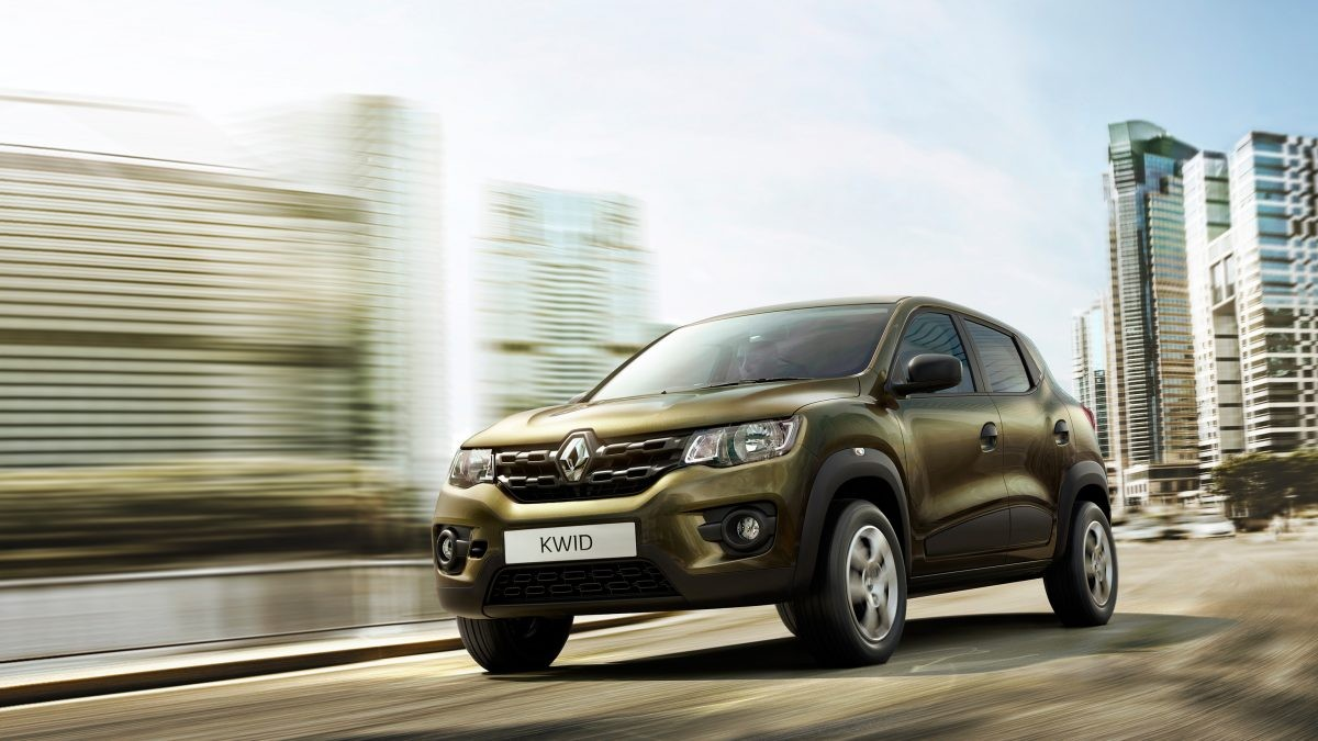 Renault Kwid 800cc Picture Gallery. Interiors & Exterior Looks in India
