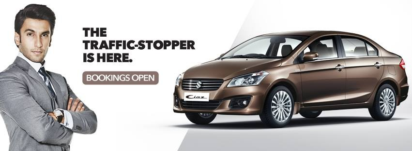 Maruti Ciaz Picture Gallery : Interiors, Exterior Looks & Features
