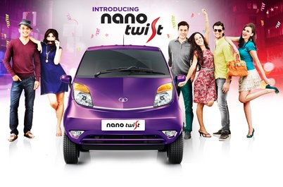Tata Nano Twist. New Features in Nano Twist with Price, Reviews