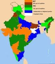 Political Scenario in India. Alliances, Coalition to Government