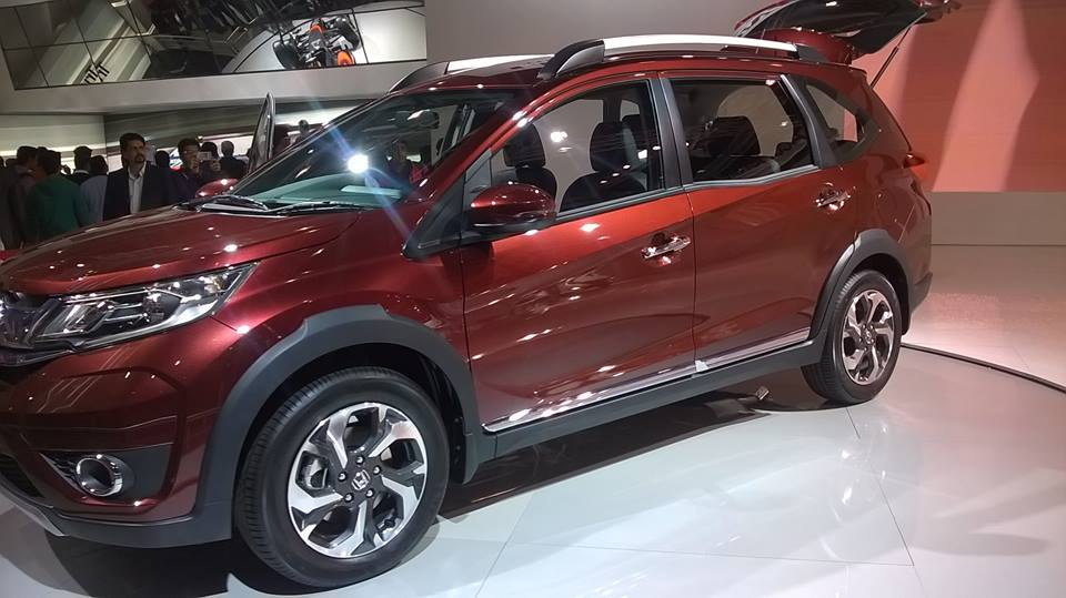 Honda Brv Accessories Range Price List For E S V Vx Model